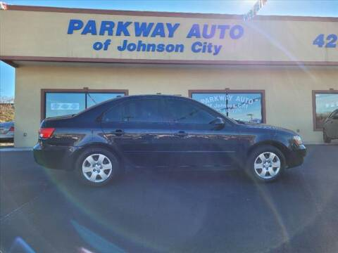 2008 Hyundai Sonata for sale at PARKWAY AUTO SALES OF BRISTOL - PARKWAY AUTO JOHNSON CITY in Johnson City TN