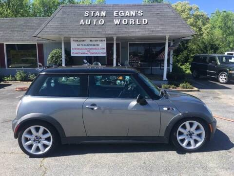 2004 MINI Cooper for sale at STAN EGAN'S AUTO WORLD, INC. in Greer SC