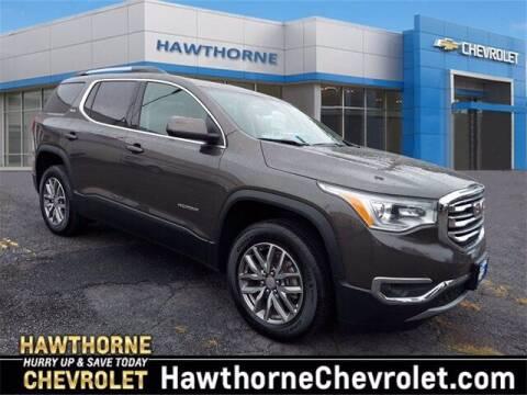 2019 GMC Acadia for sale at Hawthorne Chevrolet in Hawthorne NJ