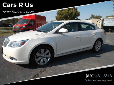 2012 Buick LaCrosse for sale at Cars R Us in Chanute KS