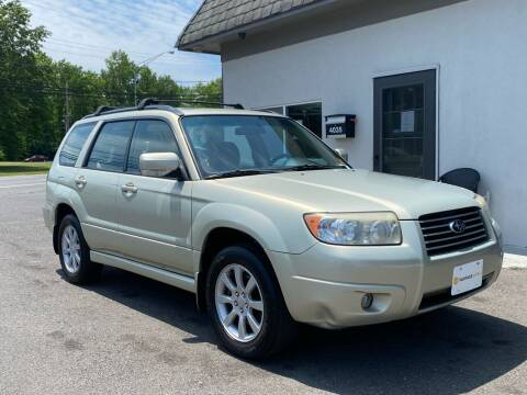 2007 Subaru Forester for sale at Vantage Auto Group in Brick NJ