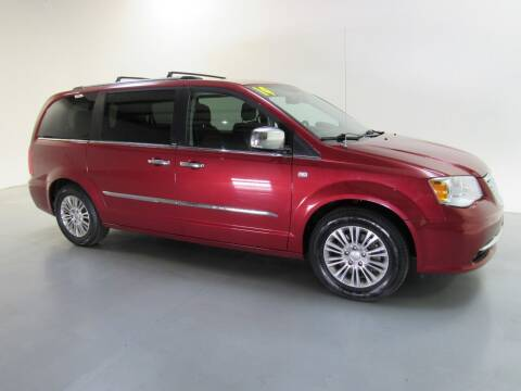 2014 Chrysler Town and Country for sale at Salinausedcars.com in Salina KS