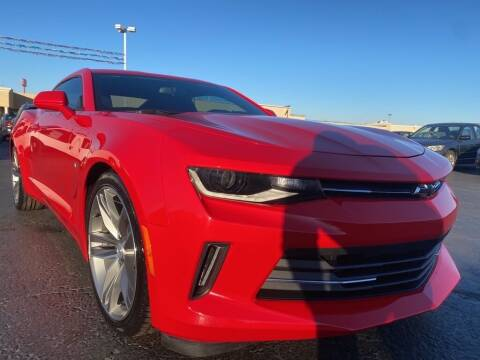 2016 Chevrolet Camaro for sale at VIP Auto Sales & Service in Franklin OH