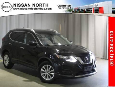 2020 Nissan Rogue for sale at Auto Center of Columbus in Columbus OH