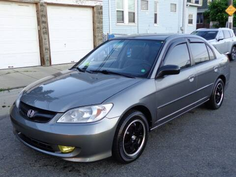2005 Honda Civic for sale at Broadway Auto Sales in Somerville MA