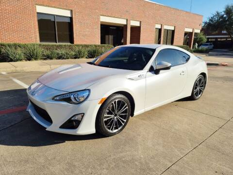 2014 Scion FR-S for sale at DFW Autohaus in Dallas TX