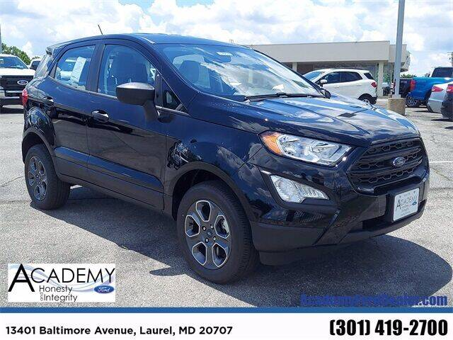 2021 Ford EcoSport for sale in Laurel, MD