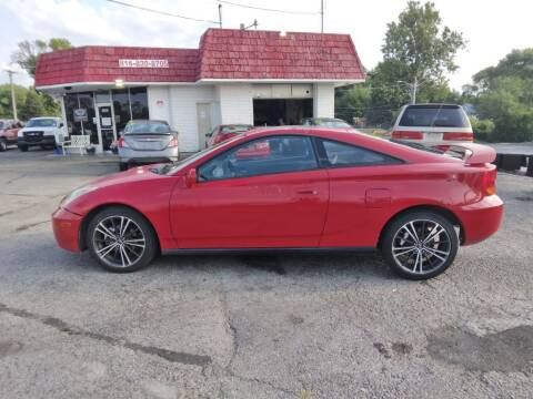 2001 Toyota Celica for sale at Savior Auto in Independence MO