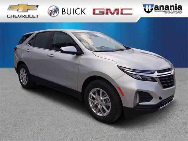 2022 Chevrolet Equinox for sale in Saint Augustine, FL