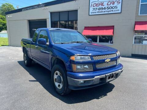 2010 Chevrolet Colorado for sale at I-Deal Cars LLC in York PA
