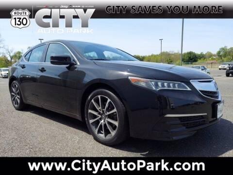2015 Acura TLX for sale at City Auto Park in Burlington NJ
