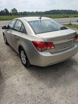 2014 Chevrolet Cruze for sale at Mobile-tronics Auto Sales in Avoca MI