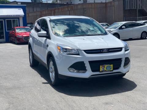 2015 Ford Escape for sale at AGM AUTO SALES in Malden MA