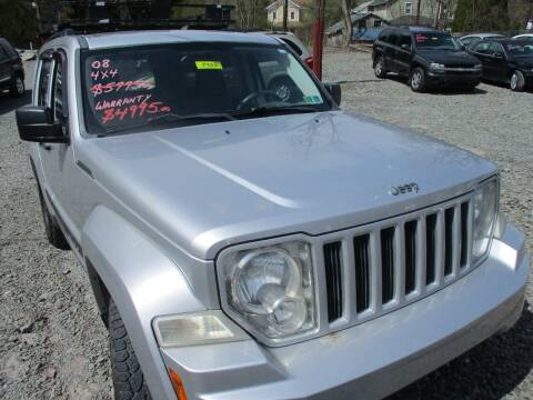 2008 Jeep Liberty for sale at FERNWOOD AUTO SALES in Nicholson PA