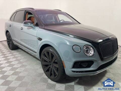2017 Bentley Bentayga for sale at Curry's Cars Powered by Autohouse - Auto House Scottsdale in Scottsdale AZ