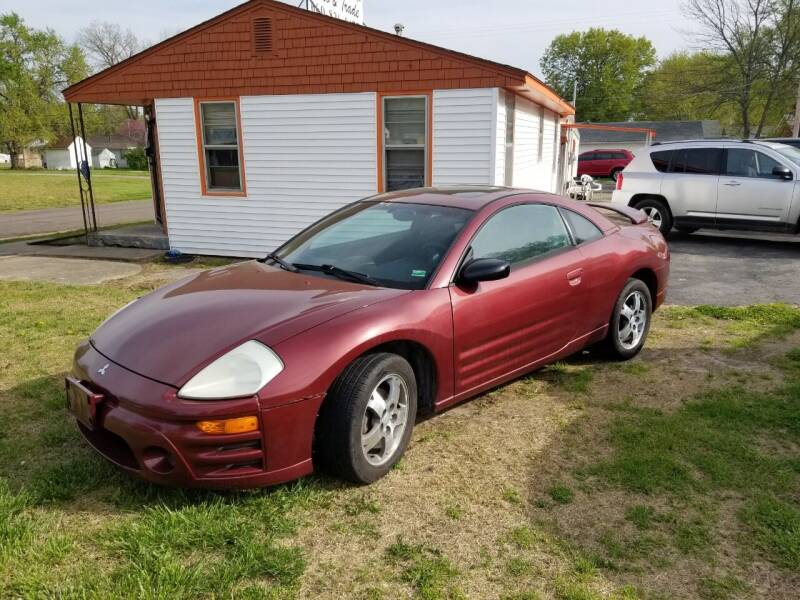 2003 Mitsubishi Eclipse for sale at Bakers Car Corral in Sedalia MO