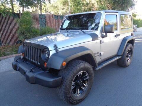 2013 Jeep Wrangler for sale at Boktor Motors in North Hollywood CA