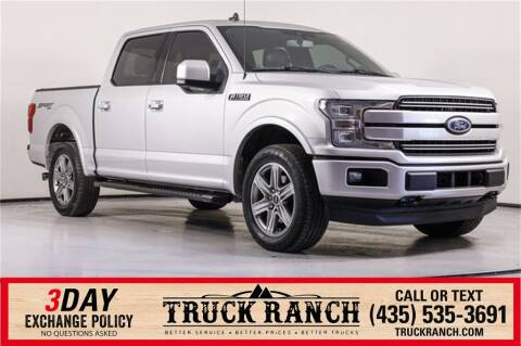 2019 Ford F-150 for sale at Truck Ranch in Logan UT
