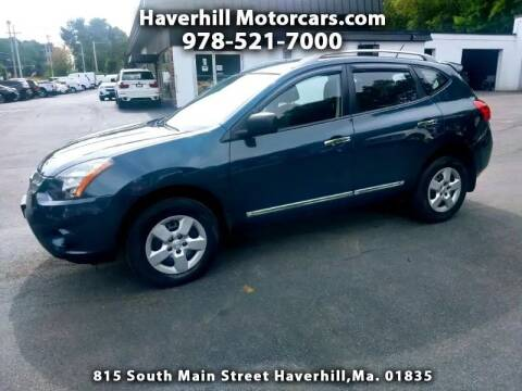 2014 Nissan Rogue Select for sale at 125 Auto Finance in Haverhill MA