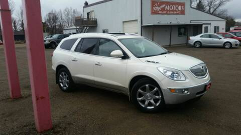 2008 Buick Enclave for sale at Ron Lowman Motors Minot in Minot ND