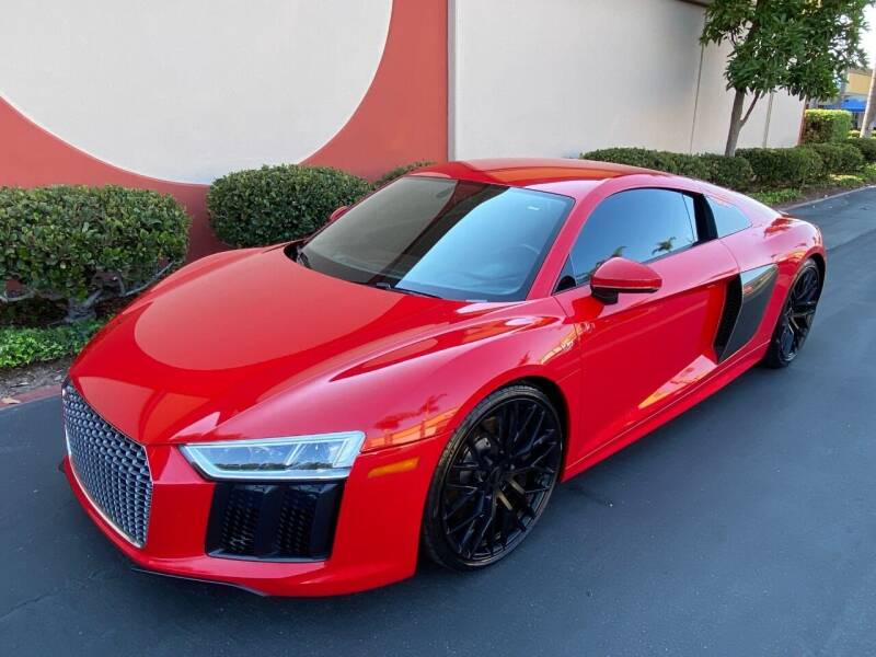 2017 Audi R8 for sale at Gallery Junction in Orange CA
