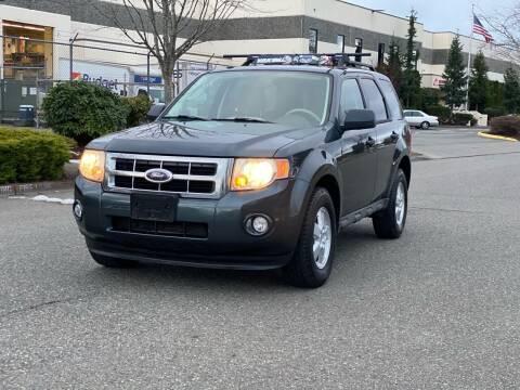 2009 Ford Escape for sale at Washington Auto Sales in Tacoma WA