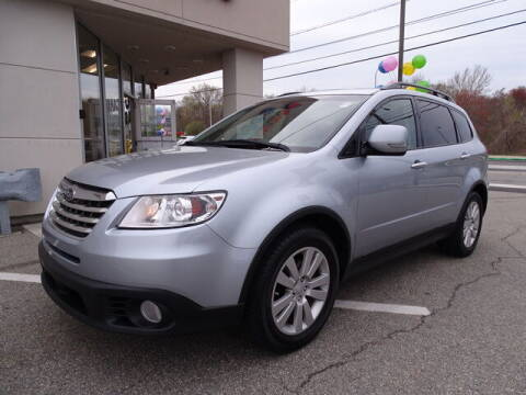 2014 Subaru Tribeca for sale at KING RICHARDS AUTO CENTER in East Providence RI