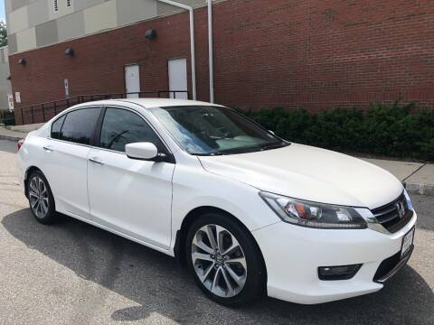 2014 Honda Accord for sale at Imports Auto Sales Inc. in Paterson NJ