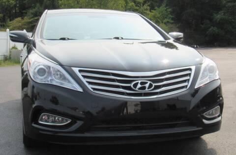 2014 Hyundai Azera for sale at Car Culture in Warren OH