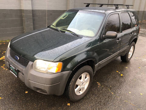 2003 Ford Escape for sale at APX Auto Brokers in Lynnwood WA