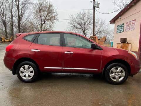 2011 Nissan Rogue for sale at D & M Auto Sales & Repairs INC in Kerhonkson NY
