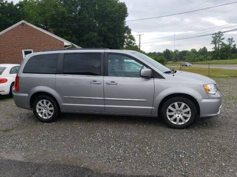 2016 Chrysler Town and Country for sale at 220 Auto Sales in Rocky Mount VA