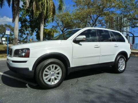 2008 Volvo XC90 for sale at VehicleVille in Fort Lauderdale FL