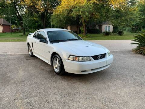 2004 Ford Mustang for sale at CARWIN MOTORS in Katy TX