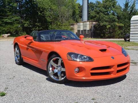 2008 Dodge Viper for sale at Auto Mart in Kannapolis NC