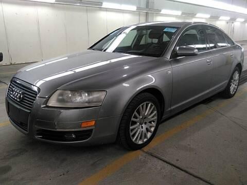 2006 Audi A6 for sale at Cj king of car loans/JJ's Best Auto Sales in Troy MI