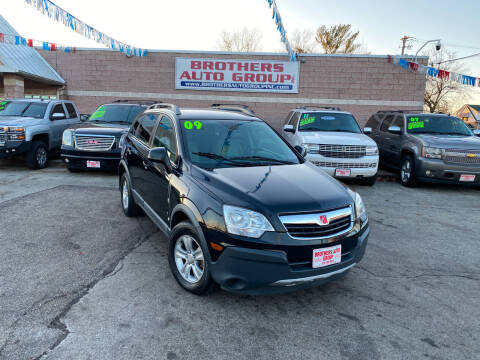 2009 Saturn Vue for sale at Brothers Auto Group in Youngstown OH