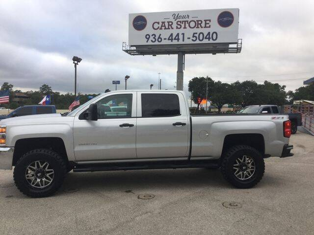 2015 Chevrolet Silverado 2500HD for sale at Your Car Store in Conroe TX