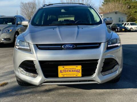 2013 Ford Escape for sale at Washington Motor Company in Washington NC