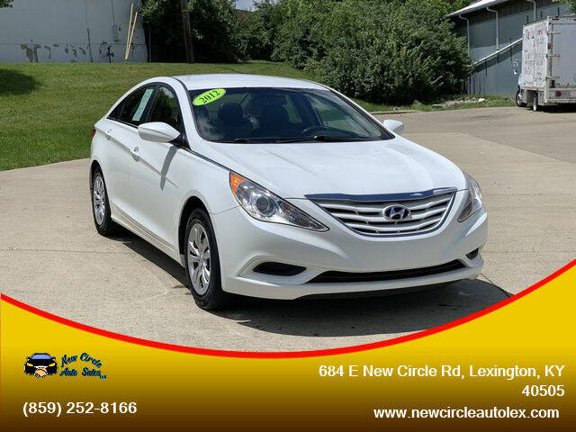 2012 Hyundai Sonata for sale at New Circle Auto Sales LLC in Lexington KY