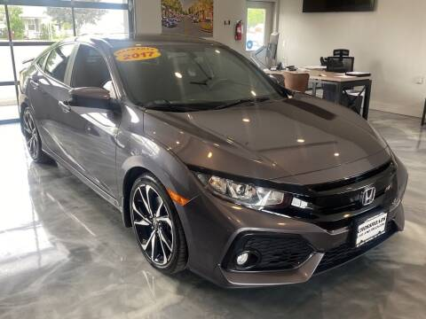 2017 Honda Civic for sale at Crossroads Car & Truck in Milford OH