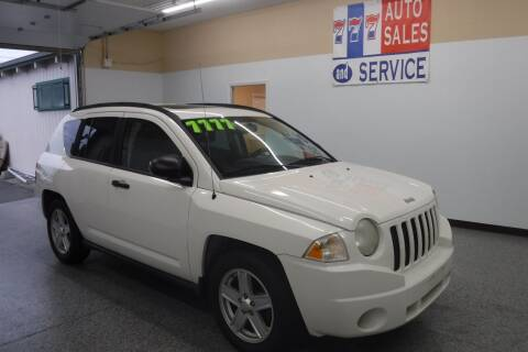2007 Jeep Compass for sale at 777 Auto Sales and Service in Tacoma WA