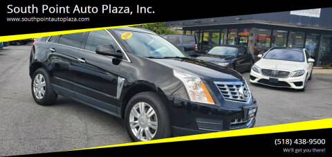 2014 Cadillac SRX for sale at South Point Auto Plaza, Inc. in Albany NY