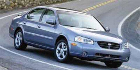 2000 Nissan Maxima for sale at DAVID McDAVID HONDA OF IRVING in Irving TX