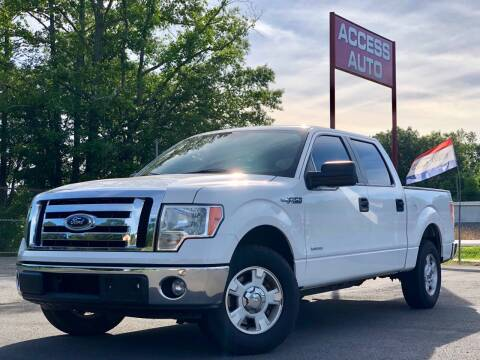 2012 Ford F-150 for sale at Access Auto in Cabot AR