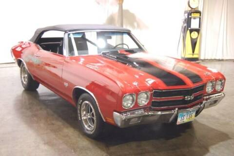 1970 Chevrolet Chevelle for sale at Classic AutoSmith in Marietta GA