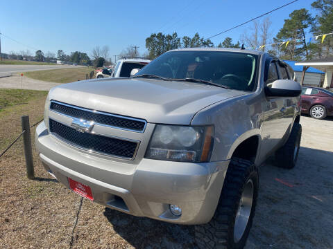 2008 Chevrolet Tahoe for sale at Southtown Auto Sales in Whiteville NC
