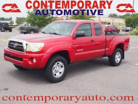 2009 Toyota Tacoma for sale at Contemporary Auto in Tuscaloosa AL