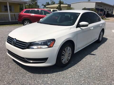2014 Volkswagen Passat for sale at TOMI AUTOS, LLC in Panama City FL