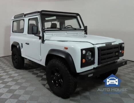 1991 Land Rover Defender for sale at Curry's Cars Powered by Autohouse - Auto House Scottsdale in Scottsdale AZ